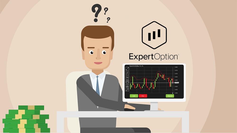Como abrir uma conta de demonstração no ExpertOption