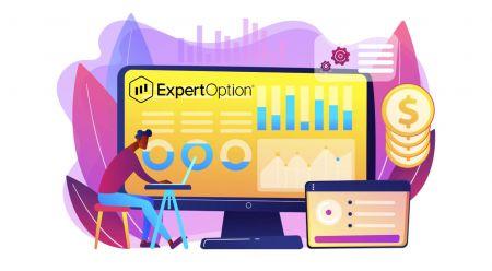 Como negociar opções binárias em ExpertOption