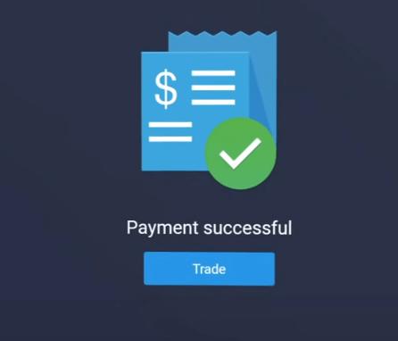 Como depositar e negociar opções binárias em ExpertOption